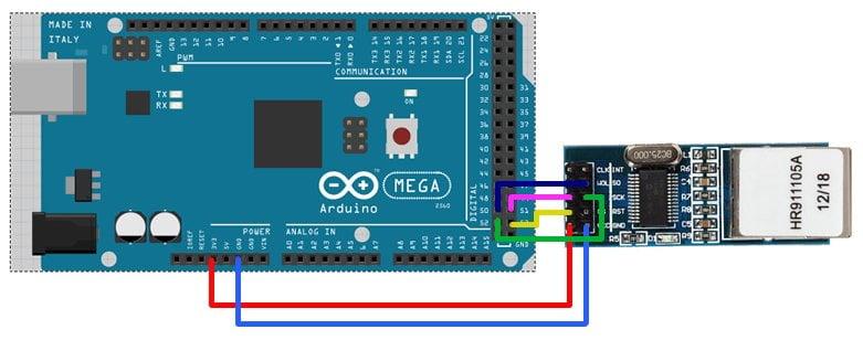 Arduino Mega 2560 Аппаратная
